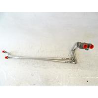 05 Porsche Cayenne 955 Turbo hose line, pipe, oil cooler 7l0317821a 7l0317822b