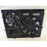 05 Porsche Cayenne 955 Turbo radiator cooling fan & shroud 7L0121203 95510625800