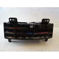 91 Toyota Previa switch, heater a/c climate control
