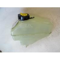 91 Toyota Previa oil tank reservoir, w/ oil pump 167288-001