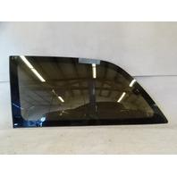 91 Toyota Previa glass, window, left rear quarter