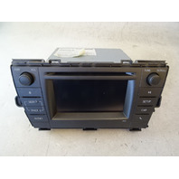 12-15 Toyota Prius head unit, radio CD player 86140-47050