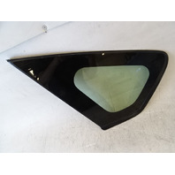 10-15 Toyota Prius glass, window, left rear quarter 62720-47031