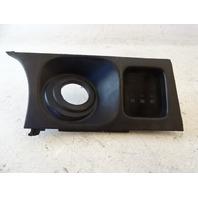 99 Toyota Tacoma clock digital w/ bezel 83910-35010 black