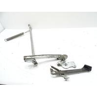 83 Mercedes R107 380SL seat adjustment handle, right