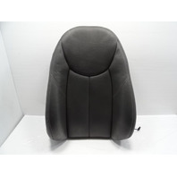 03 Mercedes R230 SL500 seat cushion, back, right, gray