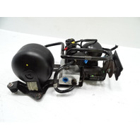 03 Mercedes R230 SL500 SL55 valve block, ABC suspension, rear 2203200358