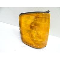 91 Mercedes W201 190E lamp, turn signal, right 1305232099 Bosch