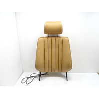 91 Mercedes W201 190E seat cushion, back, right front, palomino