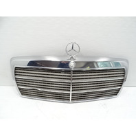 91 Mercedes W201 190E grill, front hood grille OEM 2018880223