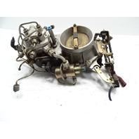 91 Mercedes W201 190E fuel distributor / air flow meter 0438121043 0438101026