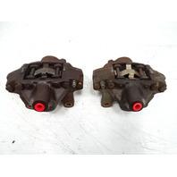 91 Mercedes W201 190E  brake calipers, rear