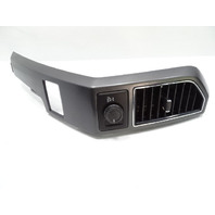 19 Ford F150 trim, w/ airvent, left front 15045J79 gray
