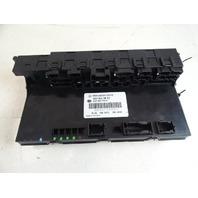 Mercedes W463 G550 G55 fuse relay box, rear 4639000800