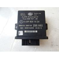Mercedes W463 G550 G55 module, light range adjuster 6398201426