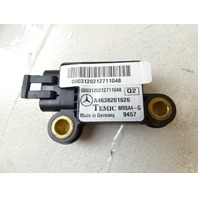 Mercedes W463 G550 G55 sensor, impact, front 4638201626