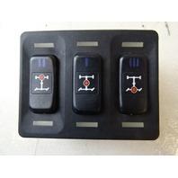 Mercedes W463 G550 G55 switch, differential lock 4639000500