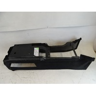 Mercedes W463 G550 G55 center console, lower section 4636808691 black