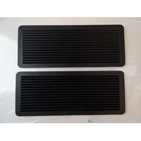 Mercedes W219 CLS63 CLS550 trim set, sunroof shade grills 2117840644 black