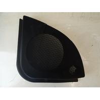 Mercedes W219 CLS63 CLS550 speaker cover, left rear 2197370188
