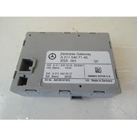 Mercedes W219 CLS63 CLS550 module, control gateway 2115407145