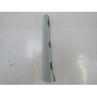 15-17 Porsche Macan trim, interior, a-pillar, left 95b868239 od4 pebble gray