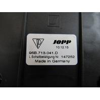 15-17 Porsche Macan gear shifter assembly 95b713041d w/cable