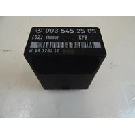 Mercedes W126 560SEL 420SEL relay, fuel pump 0035452505