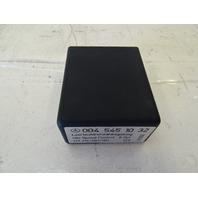 Mercedes W126 420SEL module, idle speed control 0045451032