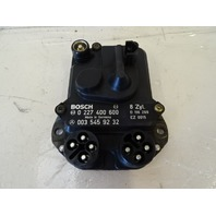 Mercedes W126 560SEL 420SEL module, EZL ignition control 0035459232 0227400600