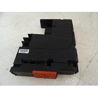 Mercedes W212 E63 E550 fuse box, front prefuse box