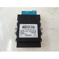 Mercedes W212 E63 E550 module, fuel pump control 0355400445