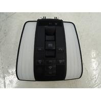 Mercedes W212 E63 E550 lamp, dome light, front 2129064601 black