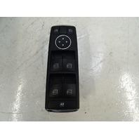 Mercedes W212 E63 E550 switch, window, left front 2128208210