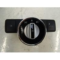 Mercedes W212 E63 E550 switch, headlight lamp, night vision 2125451304