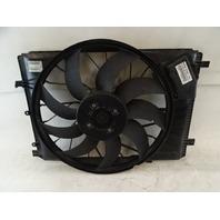 Mercedes W212 E63 cooling fan 2125000493