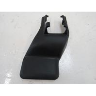 Lexus RX450hL RX350 L trim, seat track cover, left rear 72138-48120 black