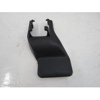 Lexus RX450hL RX350 L trim, seat track cover, right rear 72137-48170 black