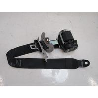 Lexus RX450hL RX350 L seat belt, 3rd row, left 73570-48150 black