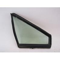 Lexus RX450hL RX350 L glass, door, right front, fixed window 68215-48030