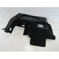 Lexus RX450hL RX350 L trim, interior quarter panel, left 64740-48160 black