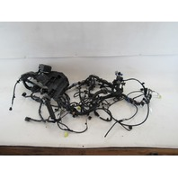 Lexus RX450hL RX450h L wiring harness, engine compartment 82111-4D790 w/hybrid, lamp wash