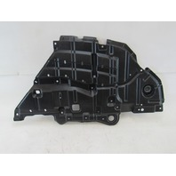 Lexus RX450hL RX350 L splash shield, engine under cover, left 51443-48110