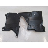 Lexus RX450hL RX350 L splash shield, floor cover, left 58166-48050