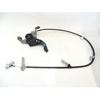 Toyota 4Runner N280 parking brake pedal and cable