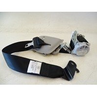 Lexus GX460 seatbelt seat belt left rear 3rd row, black 73570-60250
