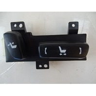 Lexus GX460 switch, seat adjust, right front, 84922-60190 black
