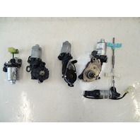 Lexus GX460 seat motors, set, right front