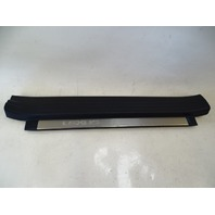 Lexus GX460 trim, door step sill plate right front 67910-60053 black