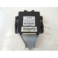 Lexus GX460 module, remote starter PT398-0T090